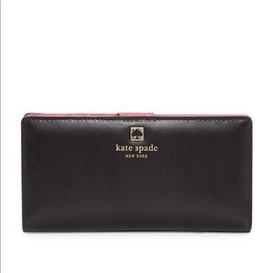 NWT Kate Spade Stacy Charlotte Terrace Wallet